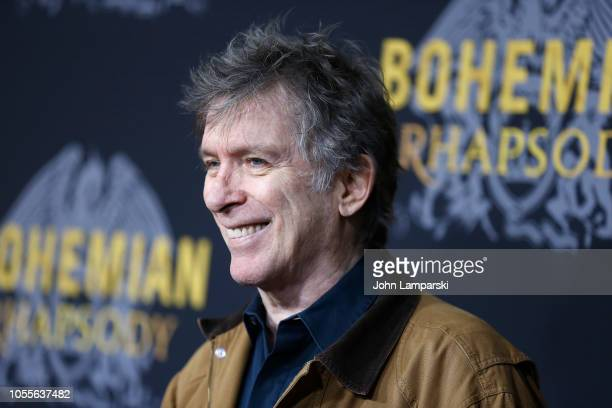 Kurt Loder attends Bohemian Rhapsody New York premiere at The Paris Theatre on October 30 2018 in New York City