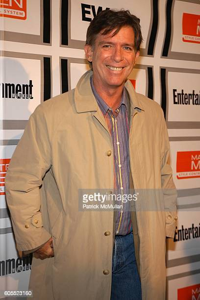 Kurt Loder attends Entertainment Weekly and Matrix Men host Upfront Party at The Manor on May 16 2005 in New York City