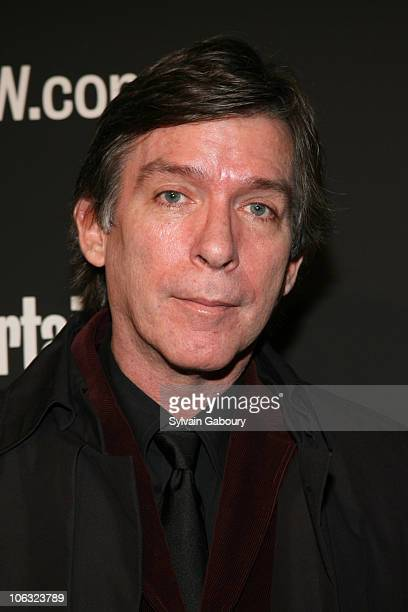 Kurt Loder during The 78th Annual Academy Awards Entertainment Weekly New York Viewing Party at Elaine's in New York New York United States