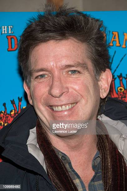 Kurt Loder during The Devil and Daniel Johnston New York Screening at Tribeca Grand Hotel in New York NY United States