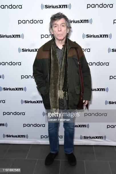 Kurt Loder visits SiriusXM Studios on December 03 2019 in New York City