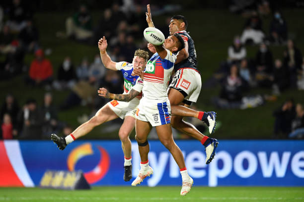 AUS: NRL Rd 19 - Roosters v Knights
