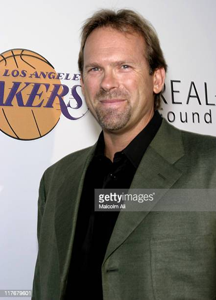 Kurt Rambis during Shaquille O'Neal Hosts PreSeason Party to Benefit the Lakers Youth Foundation at The New Avalon in Hollywood California United...
