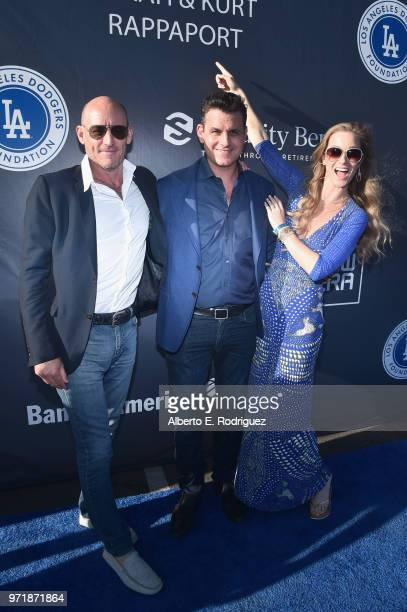 Kurt Rappaport attends the Fourth Annual Los Angeles Dodgers Foundation Blue Diamond Gala at Dodger Stadium on June 11, 2018 in Los Angeles,...