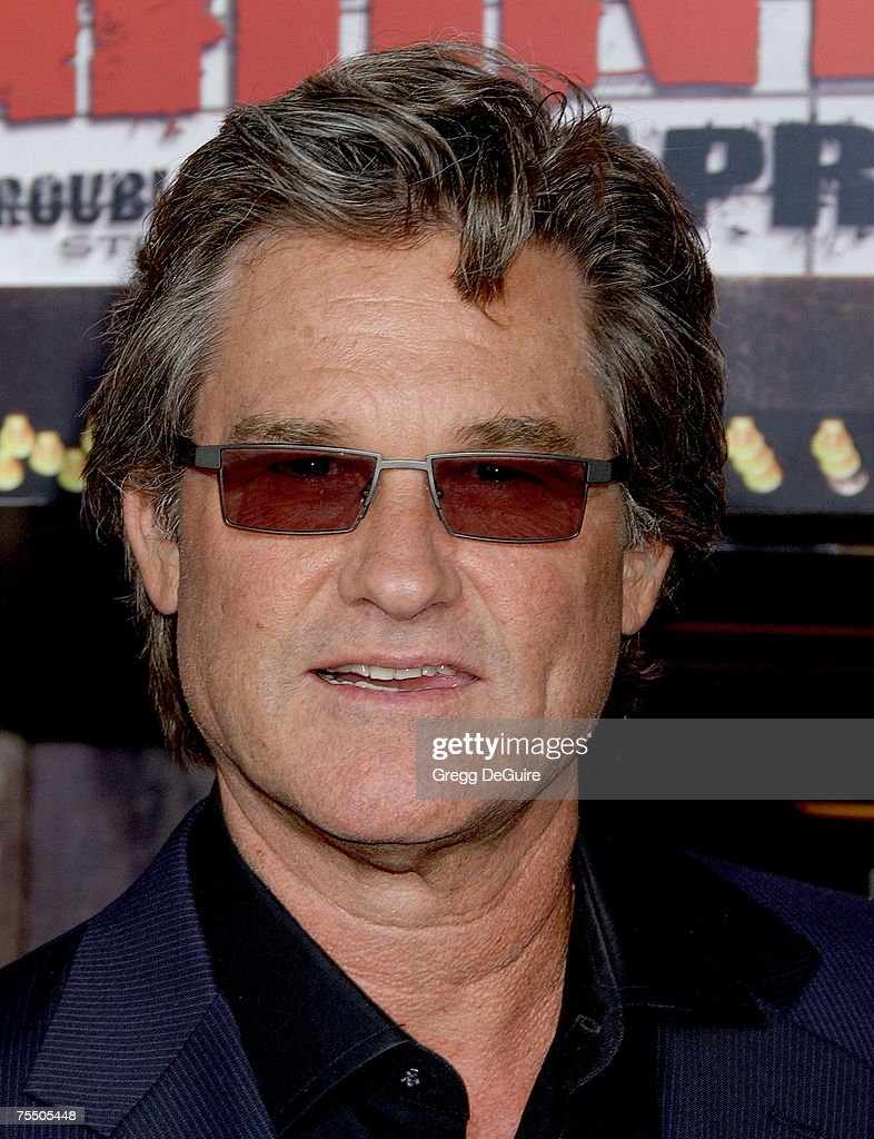 Kurt Russell at the The Orpheum Theatre in Los Angeles, California