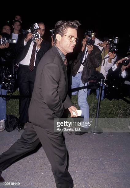 Kurt Russell during Ted Turner And Jane Fonda's Wedding Party at L'Orangerie Restaurant in Beverly Hills, California, United States.