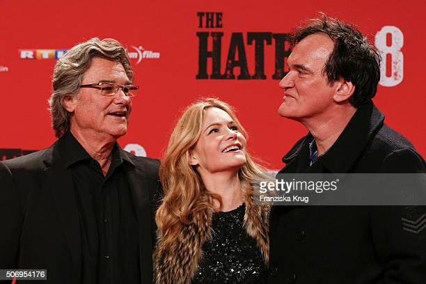 5 463 The Hateful Eight Photos And Premium High Res Pictures Getty Images