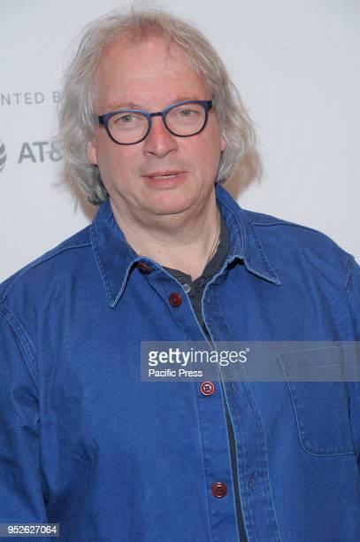 Kurt Stocker attends premiere of The Dark during Tribeca Film Festivalat at Cinepolis Chelsea