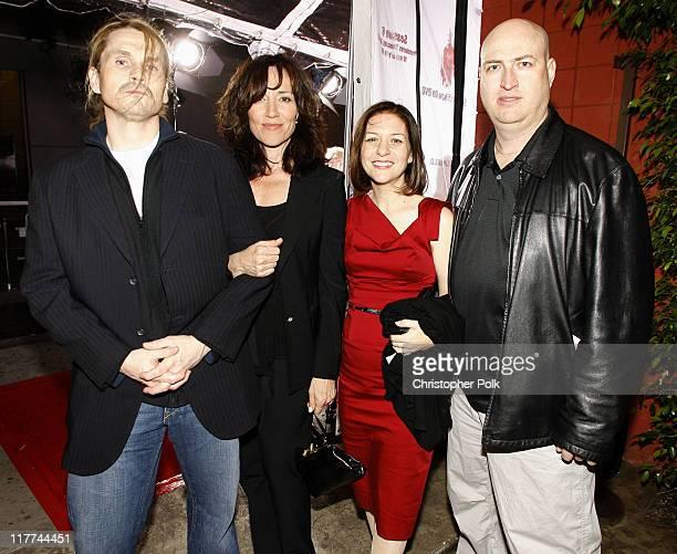 Kurt Sutter Katey Sagal Cathy Cahlin Ryan and Shawn Ryan creator and producer