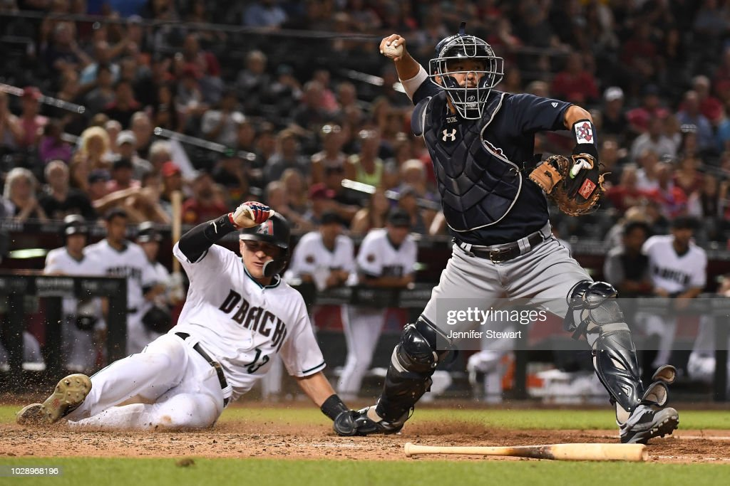 Atlanta Braves v Arizona Diamondbacks : News Photo