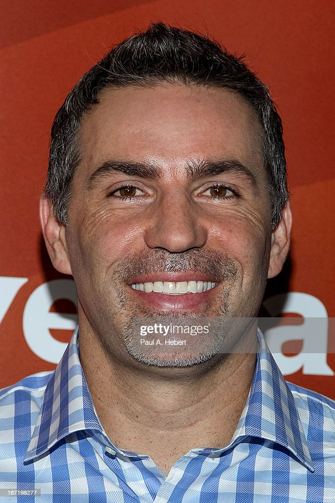 Kurt Warner attends the 2013 NBCUniversal Summer Press Day held at The Langham Huntington Hotel and Spa on April 22, 2013 in Pasadena, California.