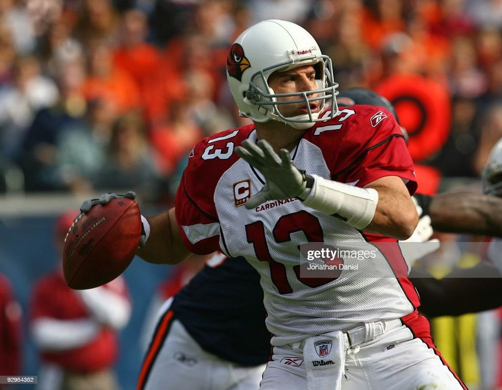 Arizona Cardinals v Chicago Bears
