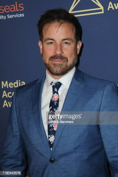 Kurt Yaeger attends the 40th Annual Media Access Awards In Partnership With Easterseals at The Beverly Hilton Hotel on November 14, 2019 in Beverly...