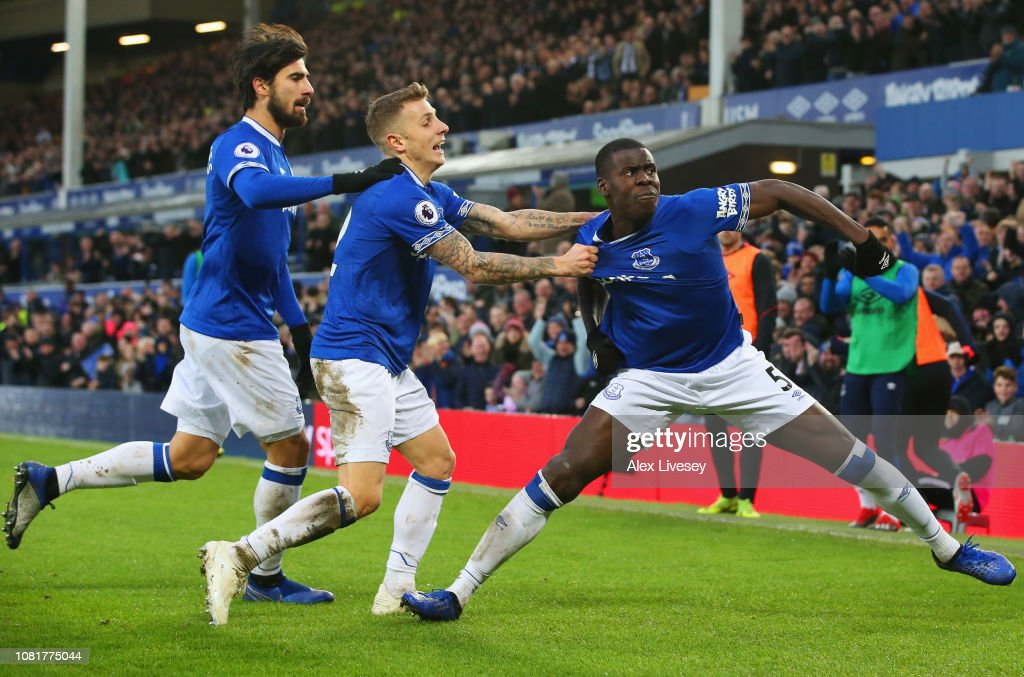 Everton FC v AFC Bournemouth - Premier League : News Photo