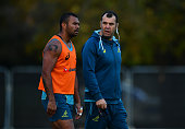 london england kurtley beale australia talks