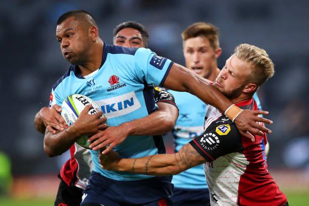 AUS: Super Rugby Rd 5 - Waratahs v Lions