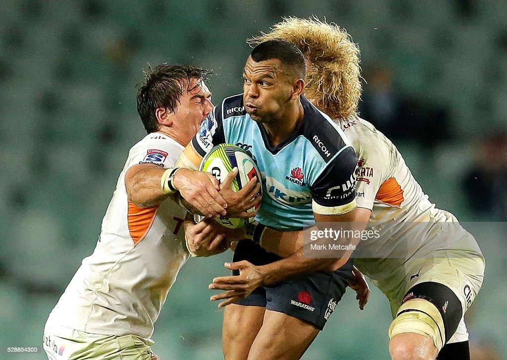 Super Rugby Rd 11 - Waratahs v Cheetahs