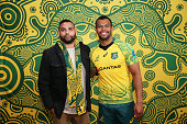 sydney australia kurtley beale poses with