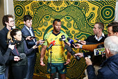 sydney australia kurtley beale speaks to