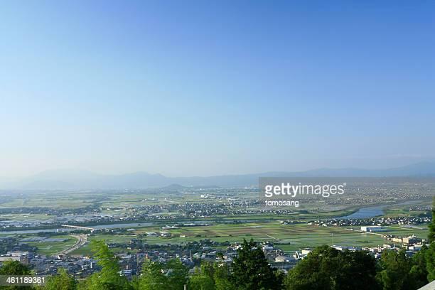 kurume - paisajes de japon fotografías e imágenes de stock