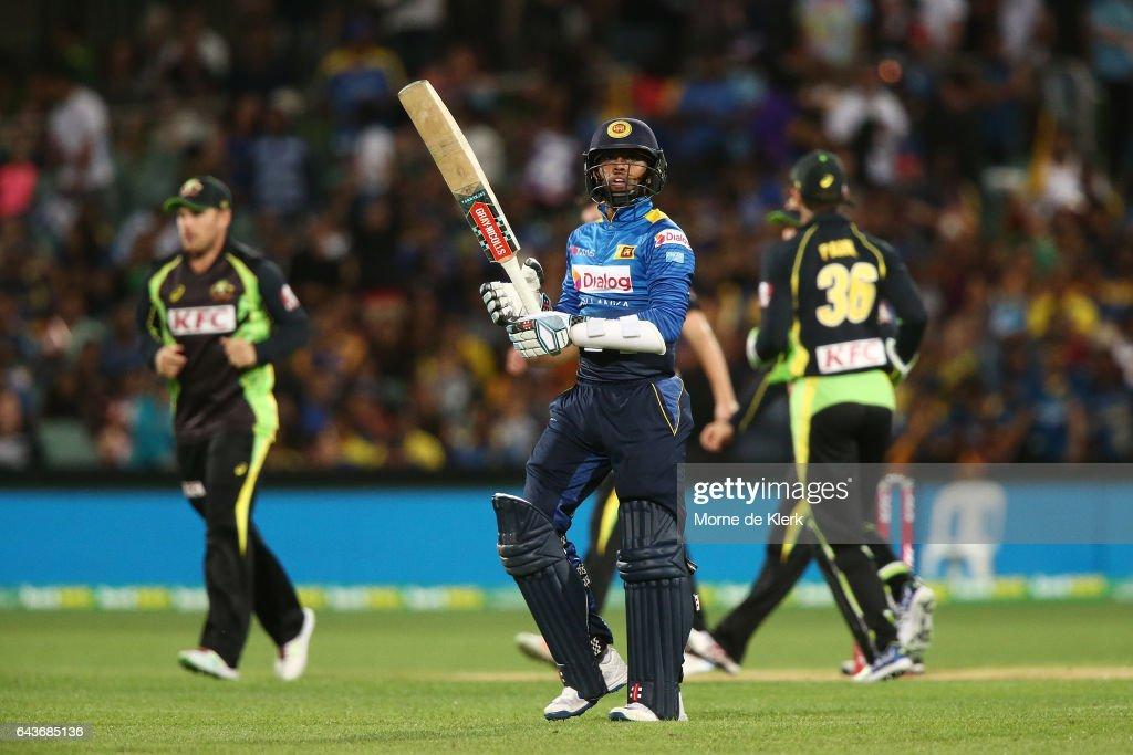 Australia v Sri Lanka - 3rd T20