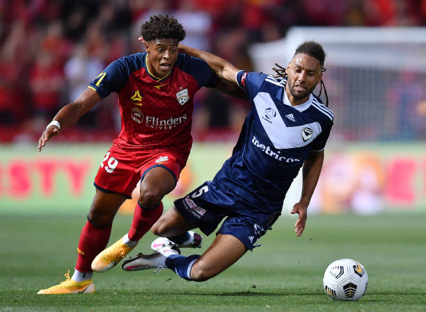 AUS: A-League - Adelaide United v Melbourne Victory