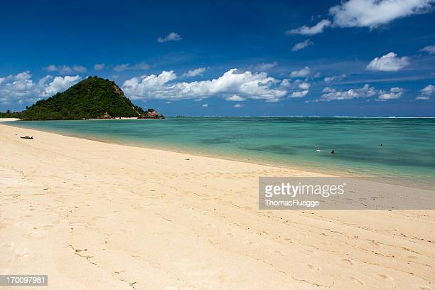 kuta beach - lombok fotografías e imágenes de stock