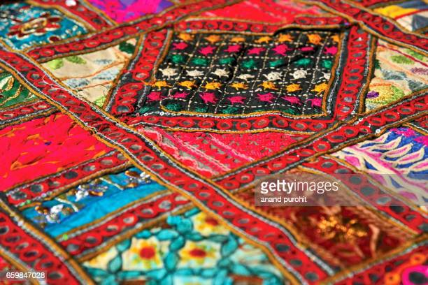 Kutch - Famous for world renowned handicraft art, Gujarat, india