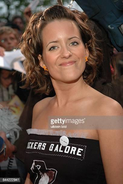 Kuttner Sarah Journalistin DModeratorin bei 'Viva'bei der Aftershow Party der COMET Verleihung 2004 in Köln 240904