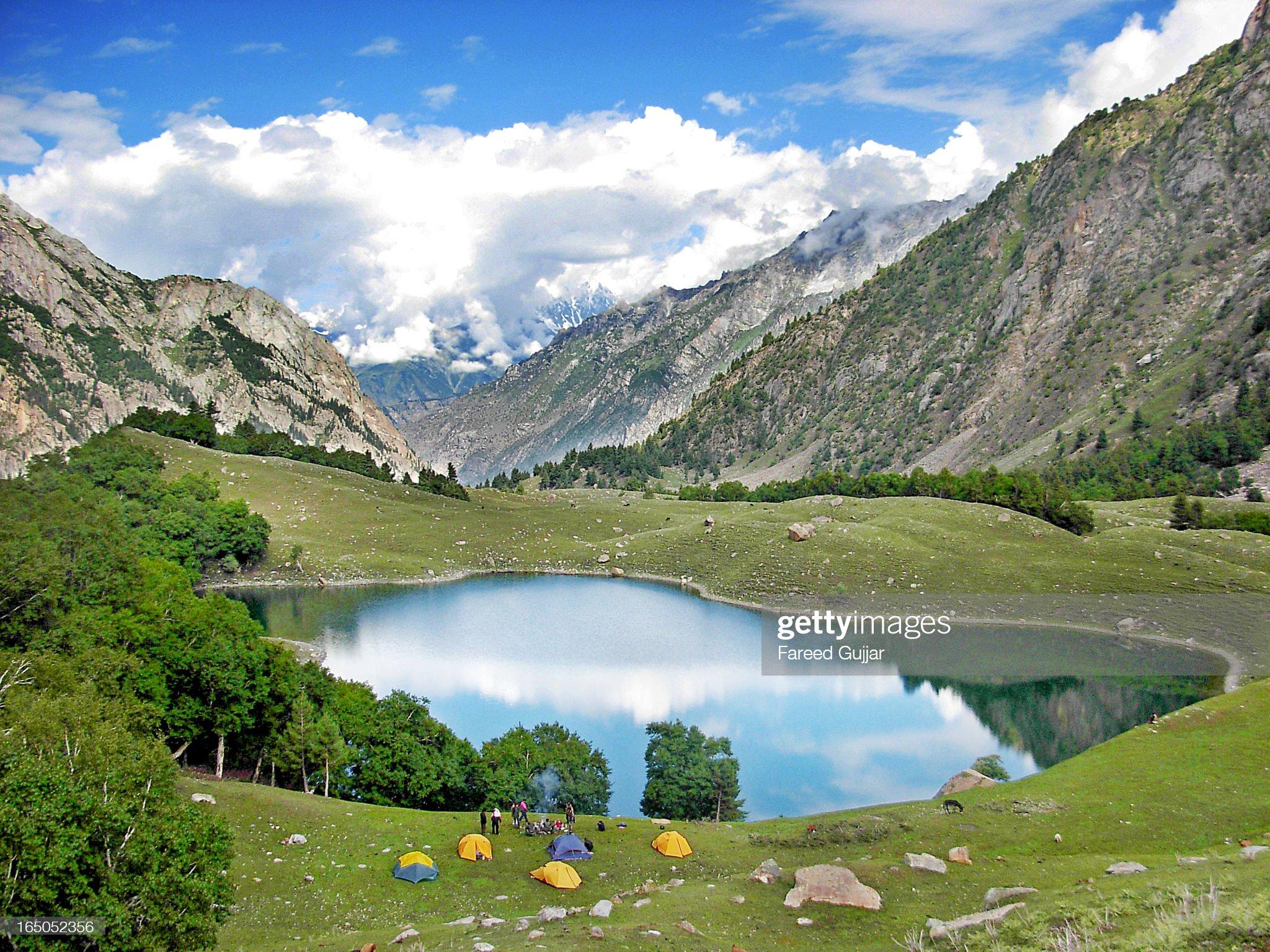 Kutwal Lake Haramosh, Gilgit-Baltistan.Travel to north, Top 10 Places To Visit In Gilgit-Baltistan.