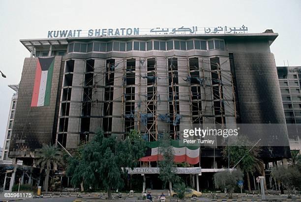 Kuwait City After the War