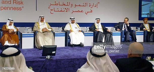 Governor of Saudi Arabian Monetary Agency Hamad Bin alSiyari Governor of Central Bank of Kuwait Sheikh Salem Abdul Aziz alSabah Governor of Central...