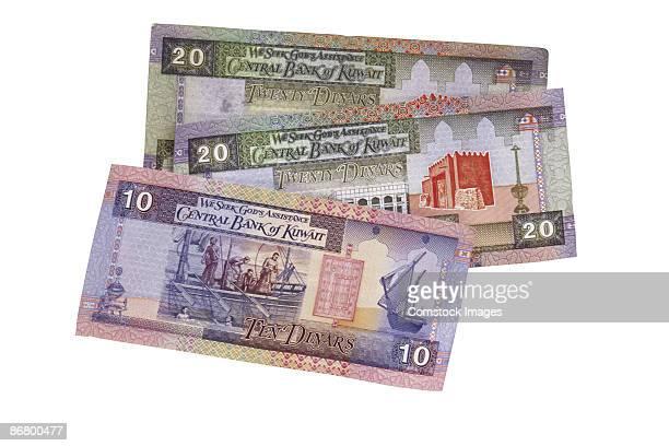 Kuwaiti currency