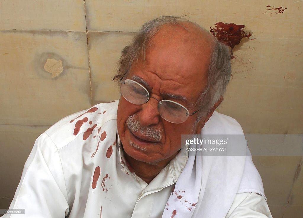 KUWAIT-UNREST-ISLAM-SHIITE-BLAST : News Photo
