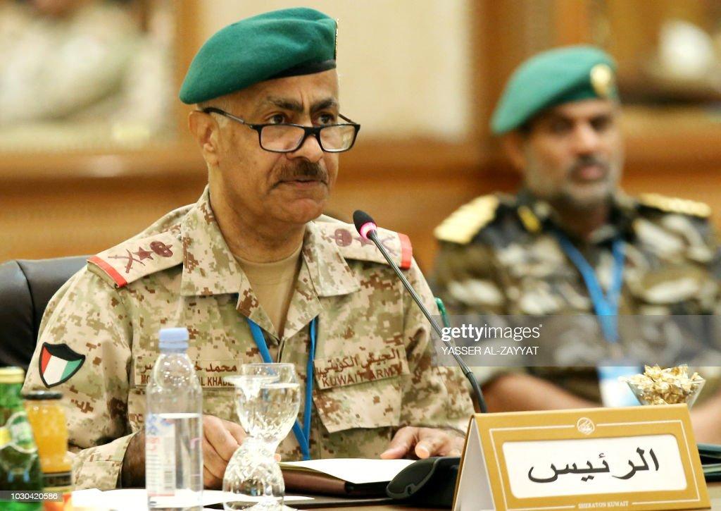 KUWAIT-GULF-DEFENCE-ARMAMENT-QATAR-US : News Photo