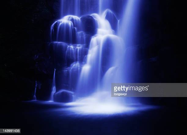 kuwanoki falls - isogawyi stock pictures, royalty-free photos & images