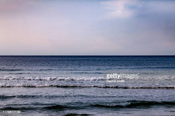 kvalvika beach - rachel wolfe stock pictures, royalty-free photos & images