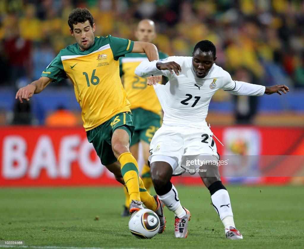 Ghana v Australia: Group D - 2010 FIFA World Cup