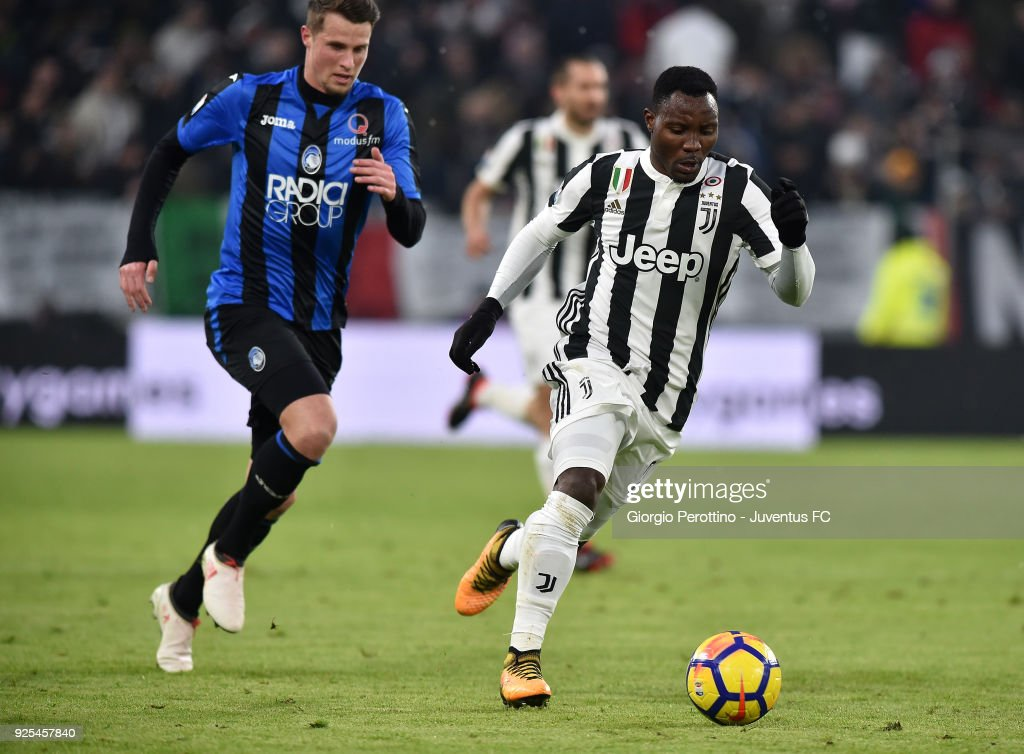 Juventus v Atalanta BC - TIM Cup : News Photo