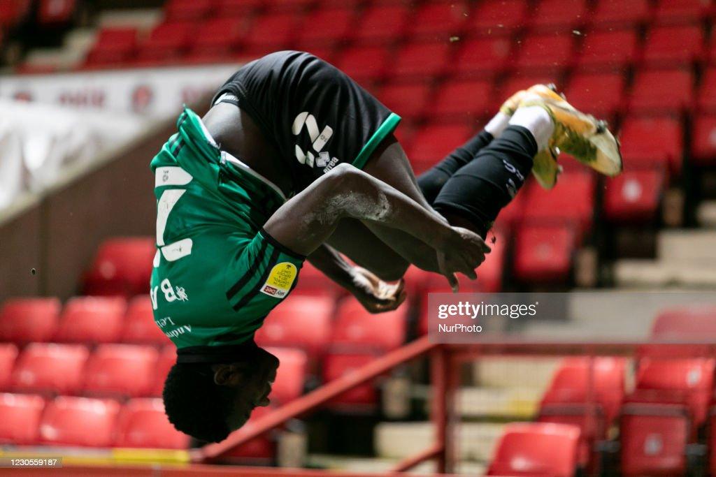 Charlton Athletic v Rochdale - Sky Bet League 1 : News Photo