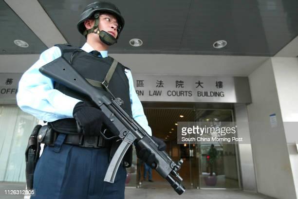 Kwai Pinghung appears in Eastern Magistrate Sai Wan Ho 31 December 2003