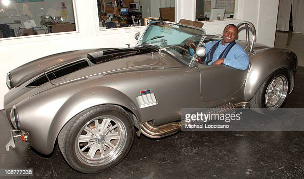 Kwame Jackson during 255 Hudson and Classic Car Club Cocktail Party February 28 2006 at 255 Hudson and Classic Car Club Cocktail Party in New York...