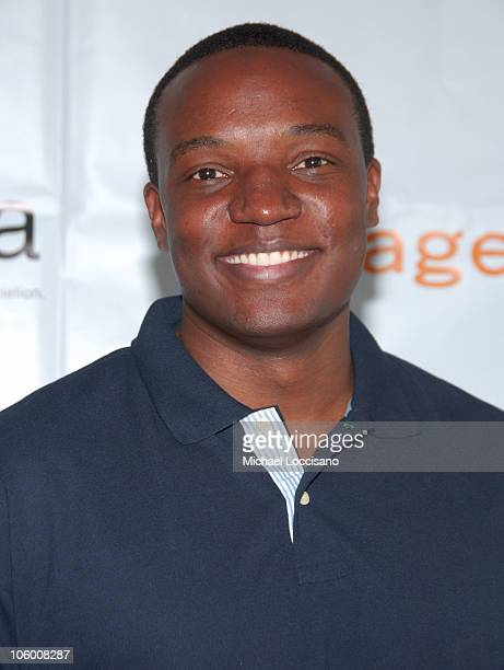Kwame Jackson during Entertainmamt Golf Association's 4th Annual Celebrity Golf Tournament at Minisceongo Golf Club in Pomona, New York, United...