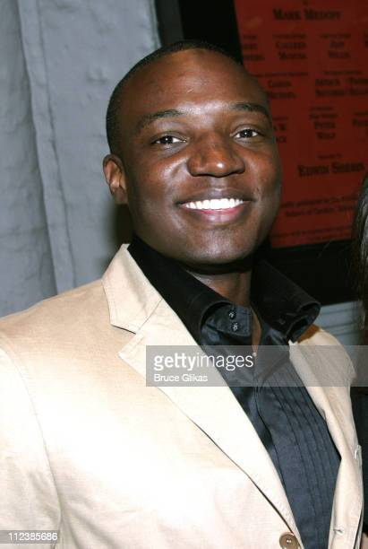 Kwame Jackson during Opening Night of Prymate on Broadway at The Longacre Theatre/ Tavern on The Green in New York NY United States