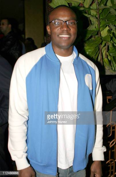 Kwame Jackson during The Apprentice Viewing Party Hosted by Kwame Jackson at LQ in New York City New York United States