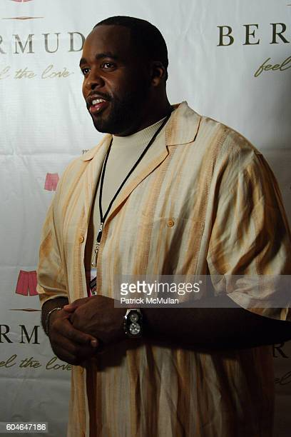 Kwame Kilpatrick attends BERMUDA MUSIC FESTIVAL 2006Day 1 at Fairmont Southampton Beach Club on October 4 2006 in Whaler Inn Bermuda