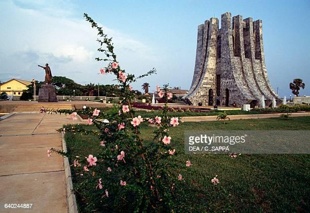Kwame Nkrumah mausoleum Accra Ghana 20th century