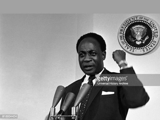 Kwame Nkrumah PC led Ghana to independence from Britain in 1957 and served as its first prime minister and president Nkrumah first gained power as...