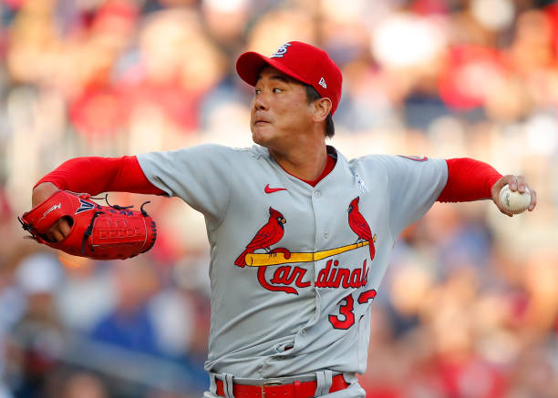 GA: St Louis Cardinals v Atlanta Braves - Game Two