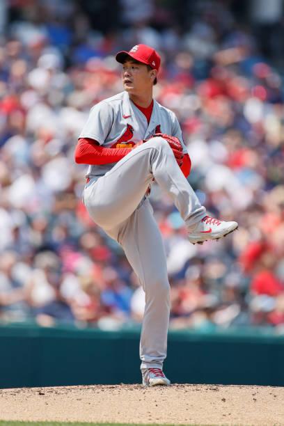 OH: St Louis Cardinals v Cleveland Indians
